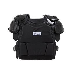 Champion Sports Professional Chest Protector: 14 Inch Low Rebound Baseball Umpire Safety Equipment