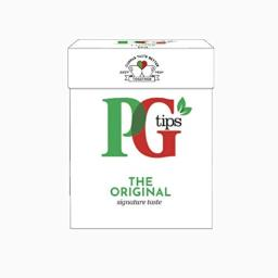 PG Tips Black Tea - Pyramid - 40 Bags