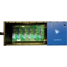 500-6B 6 Slot High Current Lunchbox