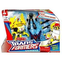 Hasbro Transformers Animated Deluxe Class - Rescue Ratchet
