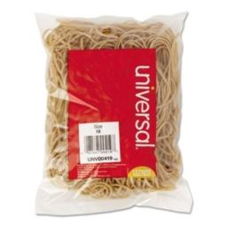 Universal 00419 Rubber Bands, Size 19, 3-1/2 x 1/16, 310 Bands/1/4lb Pack