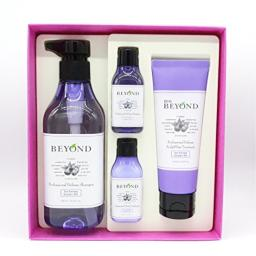 BEYOND Professional Defense SHAMPOO & TREATMENT Special Set for Oily Scalp