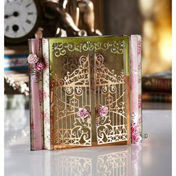 Crafters Companion Diesire Create-A-Card Cut and Emboss Dies Grand Entrance