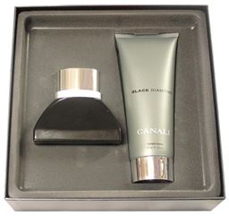 CANALI BLACK DIAMOND BY CANALI 2-Pcs Set for MEN  HARD TO FIND