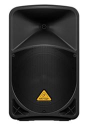 "Behringer Eurolive B112D Active 2-Way 12"" PA Speaker System with Wireless Option and Integrated Mixer"
