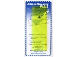 Cmd20006 cm designs ruler 6 add-a-quarter plus