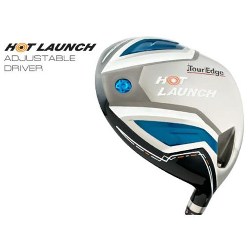 Tour Edge Golf Mfg, Inc. HGSRSS4A MRH HOT LAUNCH 4-AW IR DYNALITE GOLD STIFF