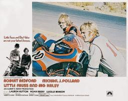 Little Fauss And Big Halsy: Michael J. Pollard Robert Redford 1970. Movie Poster Masterprint EVCMCDLIFAEC004H