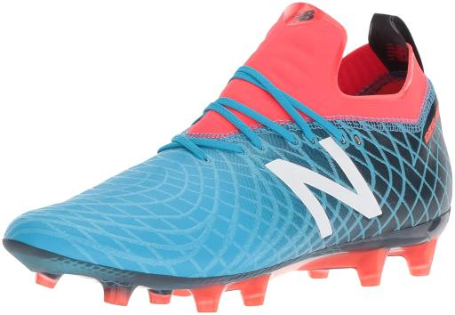 New Balance Mens Tpf V1 Soccer Shoe Low Top Lace Up Soccer Sneaker