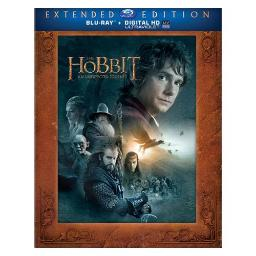 HOBBIT-AN UNEXPECTED JOURNEY (BLU-RAY/UV/3 DISC/EXT ED) 794043168215