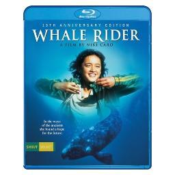 Whale rider-15th anniversary edition (blu ray w/digital) (2.35) BRSF17863