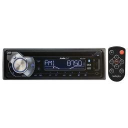AUDIOPIPE RAC-107BT Audiopipe AM/FM/CD/USB/BT with Remote & sub out