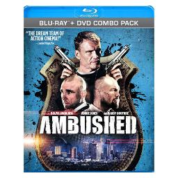 Ambushed (blu-ray/dvd/2 disc) BR60834
