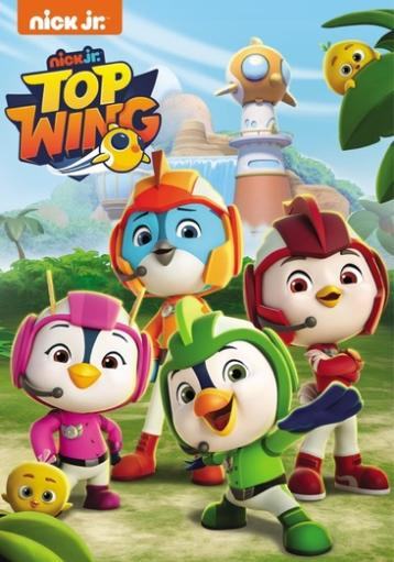 Top wing (nick) dvd