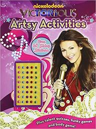 Nickelodeon Victorious - Artsy Activities Paperback