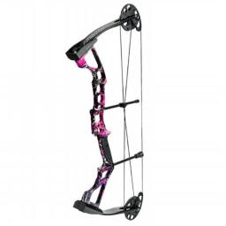 Darton 1005167 Recruit Youth Compound Bow Pkg Muddy Girl 35-50lb LH