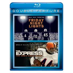 Friday nights lights/express (blu ray/double feature) BR61117519