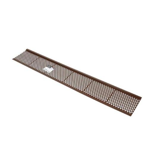 Amerimax Home Product 85479 Gutter Guard Plastic Brown- pack of 50