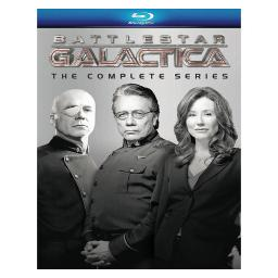 Battlestar galactica 2004-complete series box set (blu ray/21discs) BR61112474