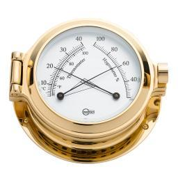 "Barigo Comfortmeter 3.3"" Dial Brass Housing"