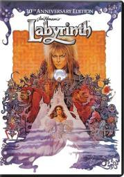 Labyrinth anniversary edition (dvd) D47443D
