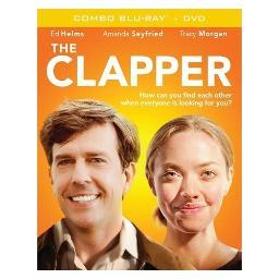 Clapper (blu ray/dvd combo) (dol dig 5.1/ws/2.40/2discs) BREOE8434
