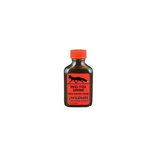 WILDLIFE RESEARCH 510 WRC COVER SCENT RED FOX URINE 1FL OZ