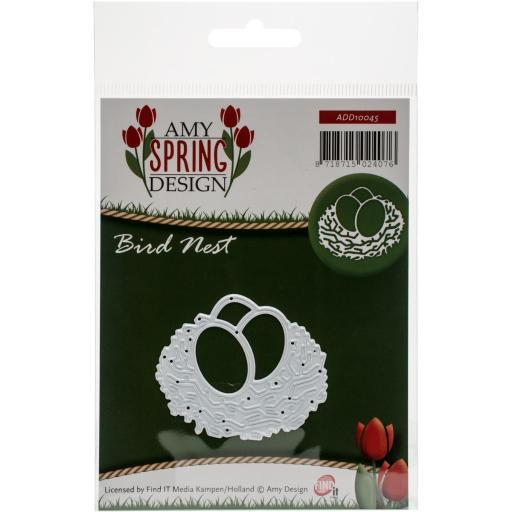 Find It Trading Amy Design Spring Die Bird Nest