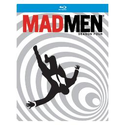 Mad men-4th season (blu-ray/3 discs) BR29062