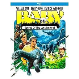 Baby-secret of the lost legend (blu-ray/1985/ws 2.35) BRK09122