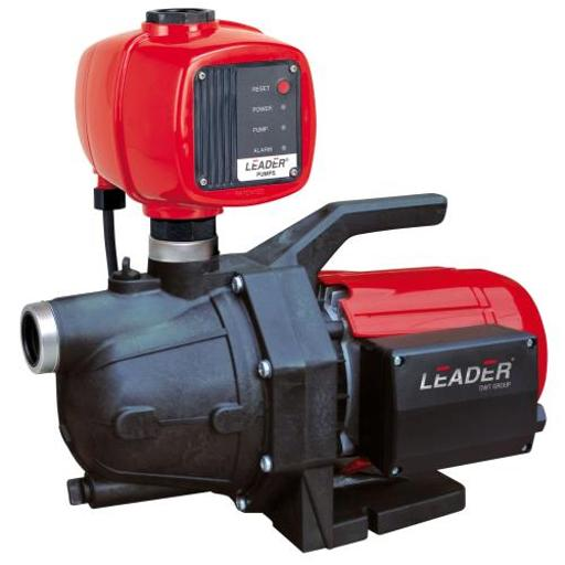 Leader Ecotronic Booster Pumps Leader Ecotronic 110 1/2 HP Jet Pump - 960 GPH