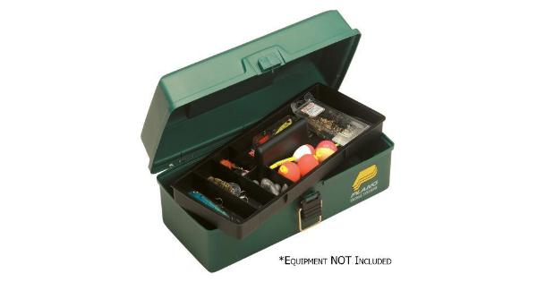 Plano one tray green tackle box thumbnail