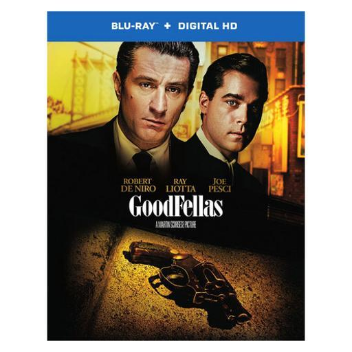 Goodfellas-25th anniversary (blu-ray/hd/2 disc/book) GGU3RVQ6JDA0M4CE