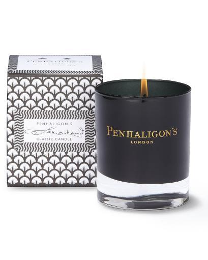 Penhaligon's Classic Candle Samarkand 140g/4.9oz New In Box
