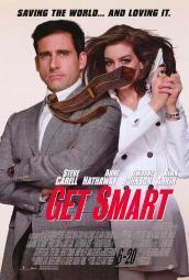 Get Smart Movie Poster (11 x 17) MOVCI3193