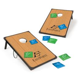 EastPoint 35 in. Bean Bag Toss For 8 Years and up - Case Of: 1; Each Pack Qty: 1;