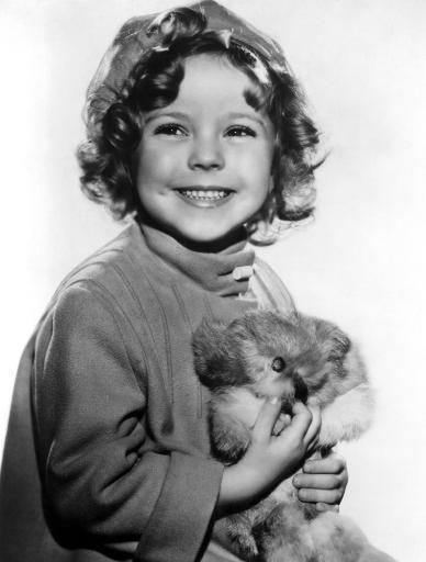 Shirley Temple Ca. 1930S Photo Print