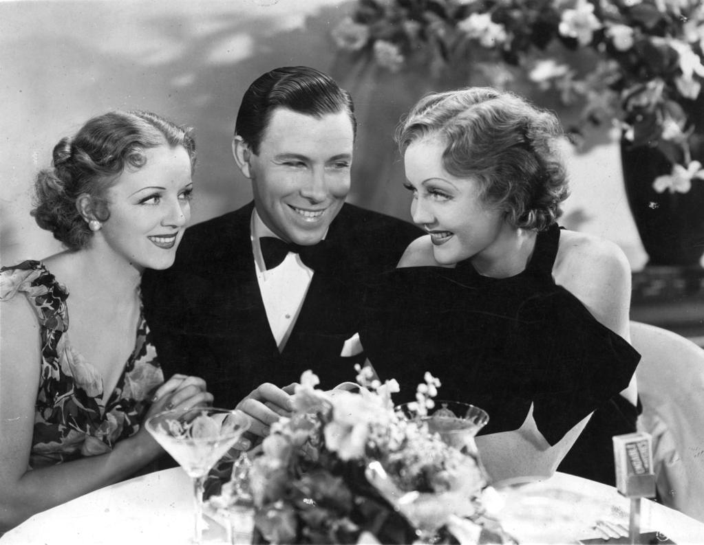 A publicity still of Nancy Carroll and co stars Photo Print