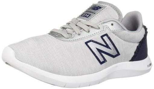 New Balance Womens 5141 Training Shoe Fabric Low Top Lace Up Fashion Sneakers