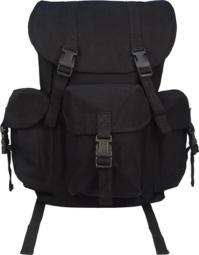 Black Canvas Outfitter Rucksack