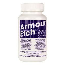 Armour Products 150200 Armour Etch Etching Cream 10Oz
