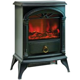 Comfort zone(r) czfp4 21.5 fireplace electric stove