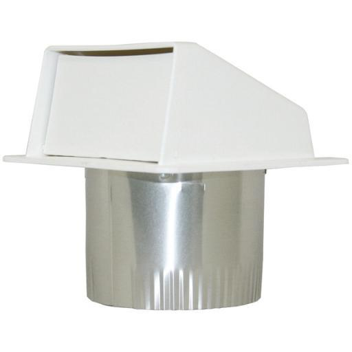 Builders best 111804 pev802 4 under-eave exhaust vent