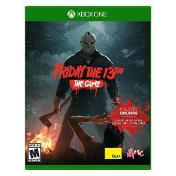 Friday the 13th: the game UIE 00042