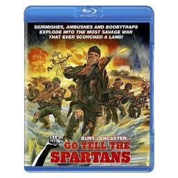 Go tell the spartans (blu-ray/1978/ws 1.85) BRK00561