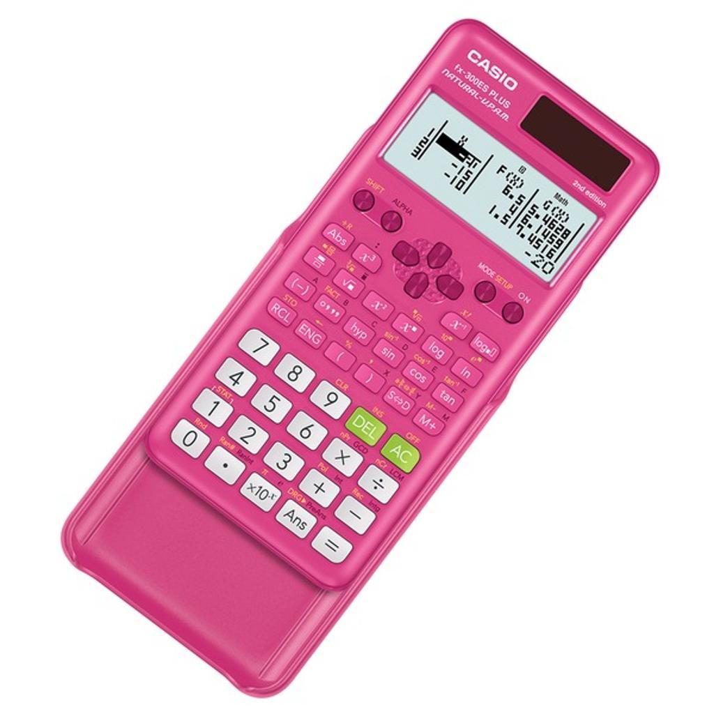 Casio Fx300espls2pk Scientific 2Nd Edition Calculator