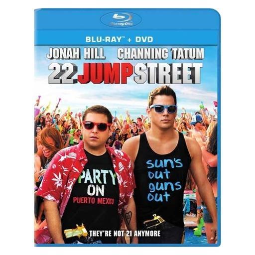 22 jump street (blu-ray/dvd combo/ultraviolet/2 disc) DNBLD896XN67EASL