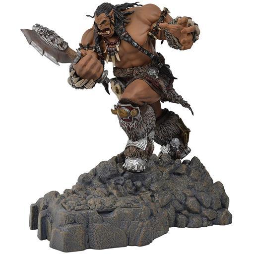 Swordfish Tech Warcraft, Official Movie Durotan Statue Phone Charging Dock