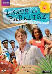 Death in paradise-season 5 (dvd/2 disc) DE617903D