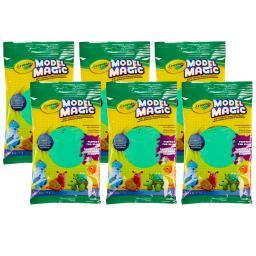 Crayola llc 6 ea model magic 4 oz green 4444bn